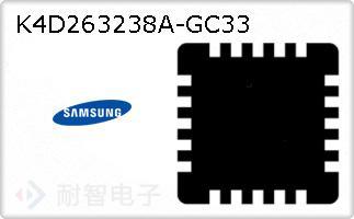 K4D263238A-GC33