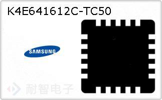 K4E641612C-TC50