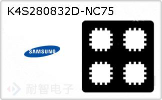 K4S280832D-NC75