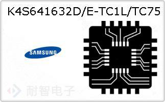 K4S641632D/E-TC1L/TC75