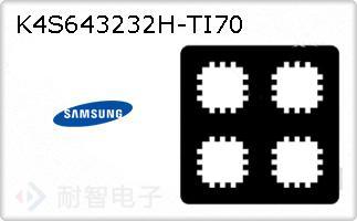 K4S643232H-TI70