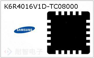 K6R4016V1D-TC08000