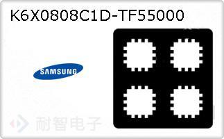 K6X0808C1D-TF55000