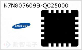 K7N803609B-QC25000