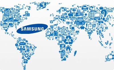 Samsung公司的主要产品